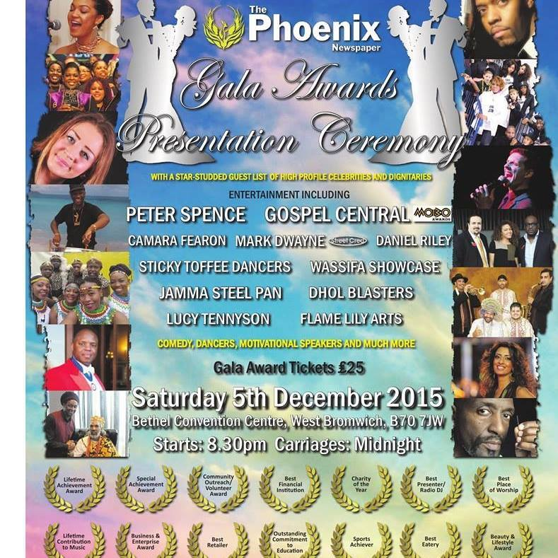 Pheonix Newspaper Gala Awards