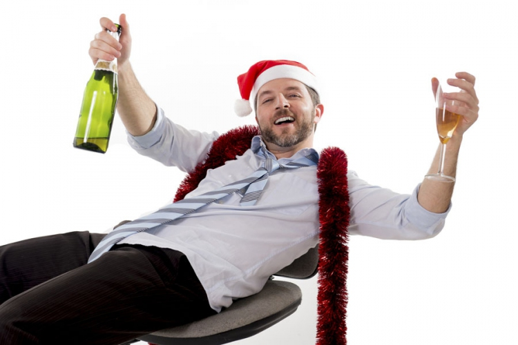 christmas party drink image