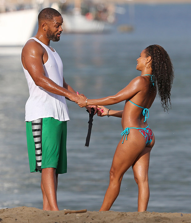 will jada beach