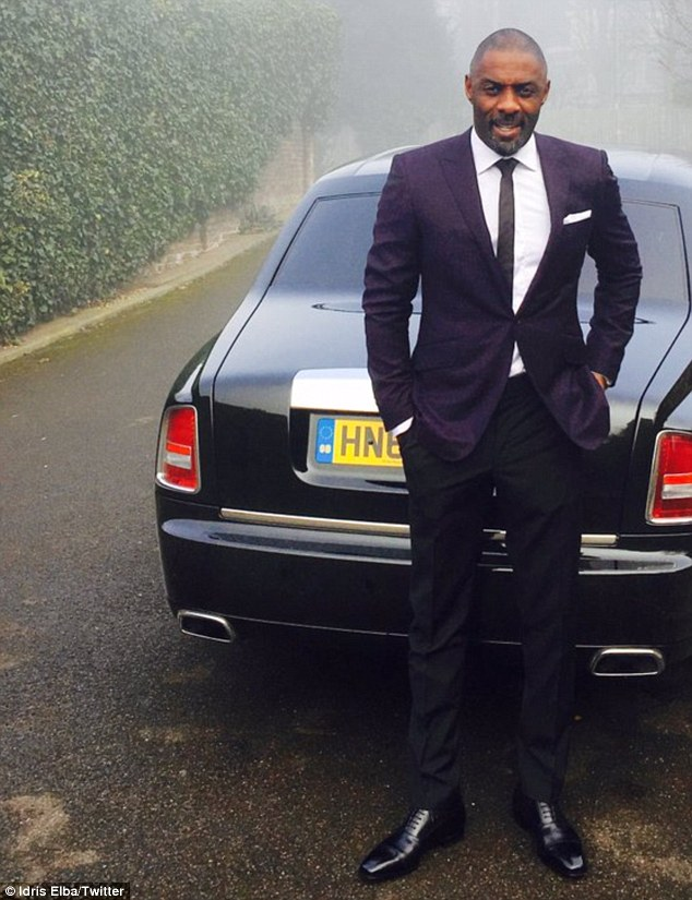 idris elba car