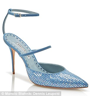 Rihanna Sea salt by Manolo
